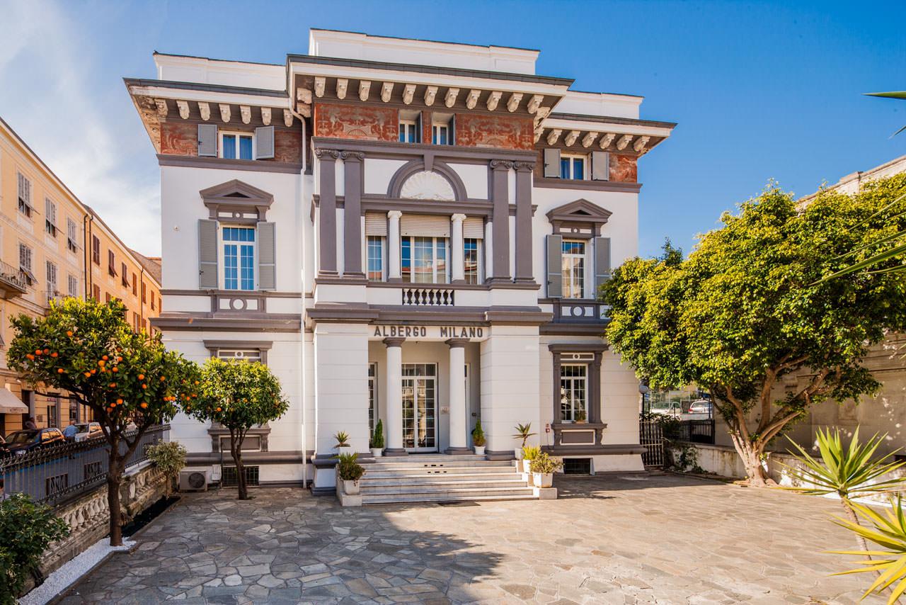 Sanremo hotel 3 stelle riviera dei fiori albergo san remo for Hotel milano centro economici